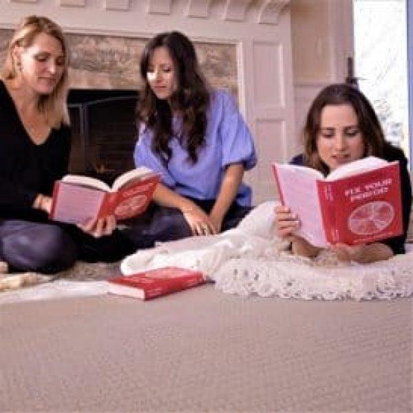 3 ladies fix your period